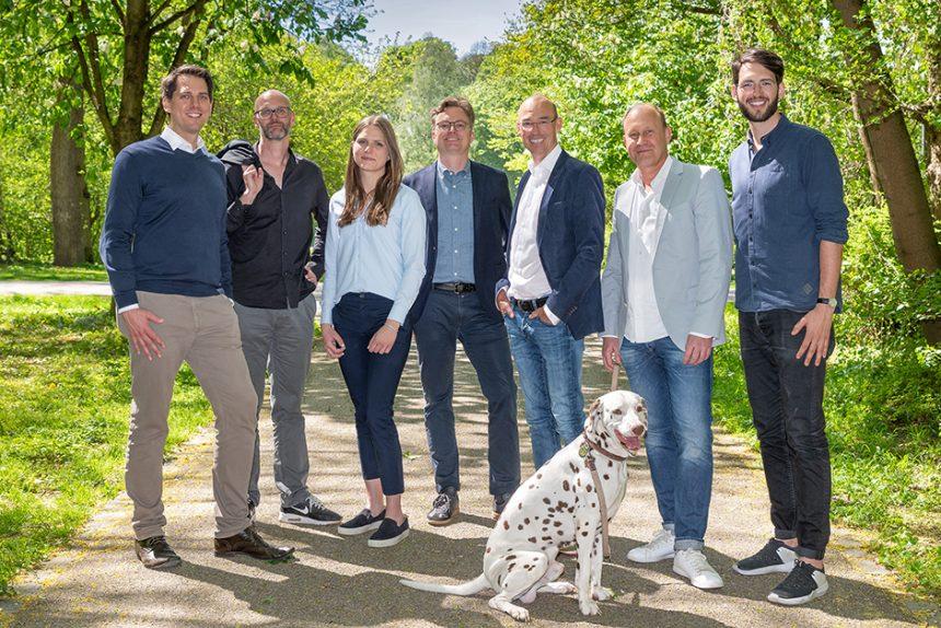 NDGIT GmbH Gruppenfoto